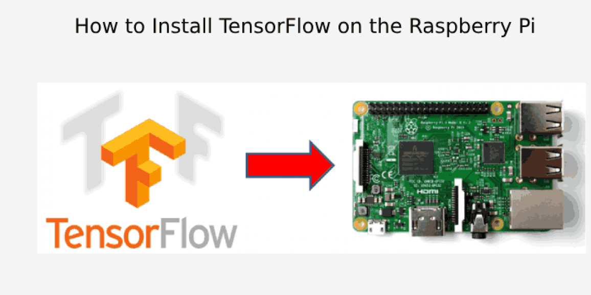 Direct Support From TensorFlow for Raspberry PI